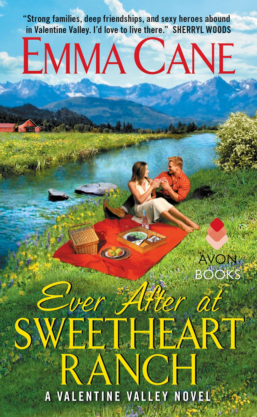 Jen S Reading O Ever After At Sweetheart Ranch Valentine border=