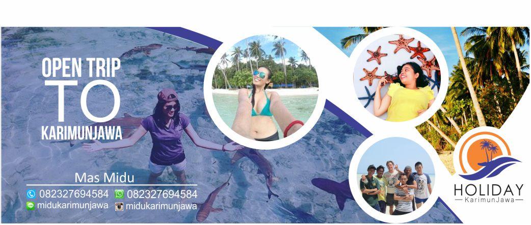 Holiday Karimunjawa - Paket Wisata Karimun Jawa