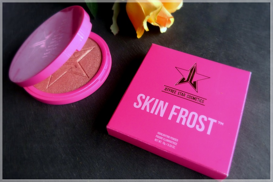 Review Jeffree Star Peach Goddess