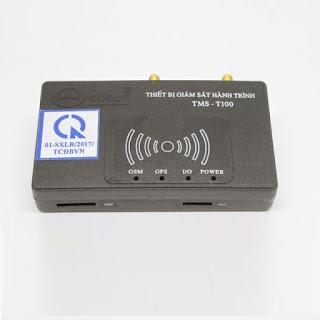Thiết bị giám sát hành trình TMS-T100