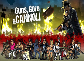 Guns, Gore And Cannoli [Full] [Español] [MEGA]