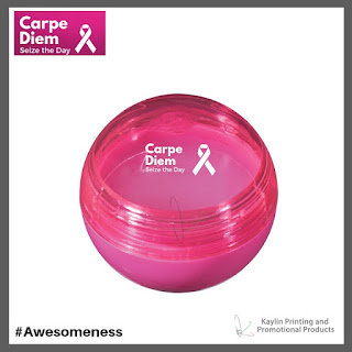 Promotional Pink Ribbon Lip Balm