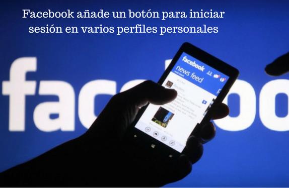 facebook, redes sociales, social media, botón, perfiles, iniciar, sesión