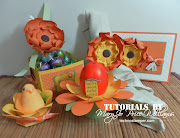 Easter Fun with the Flower Folds Die!