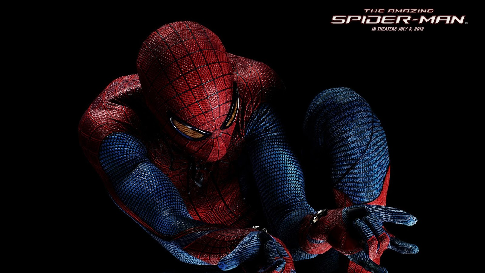 Spiderman 3 Hd Wallpapers 1080p: HD Wallpapers: The Amazing Spiderman (2012) 1080p HD