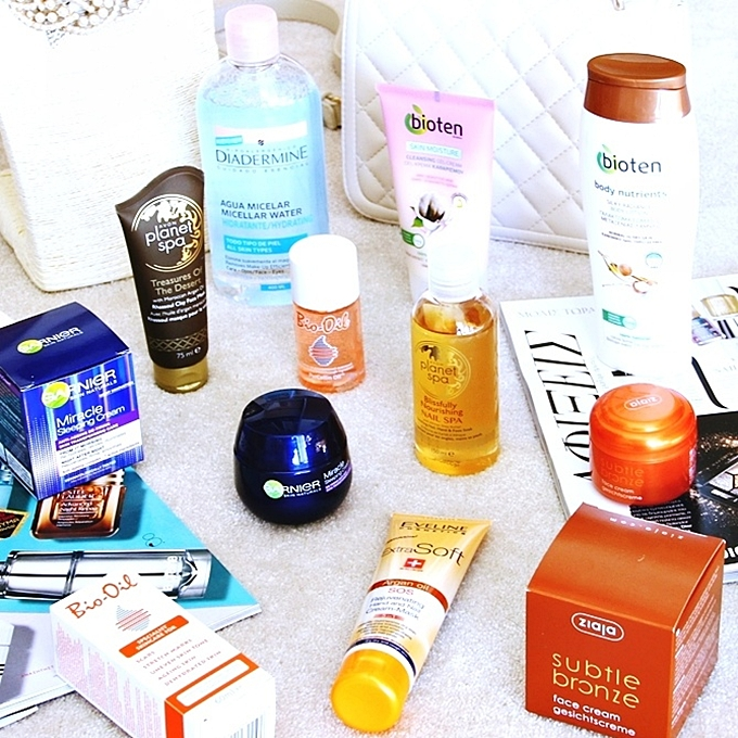 Drugstore skincare haul.Best winter drugstore skincare products.
