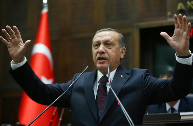 Turkish parliament approves military action against Islamic State