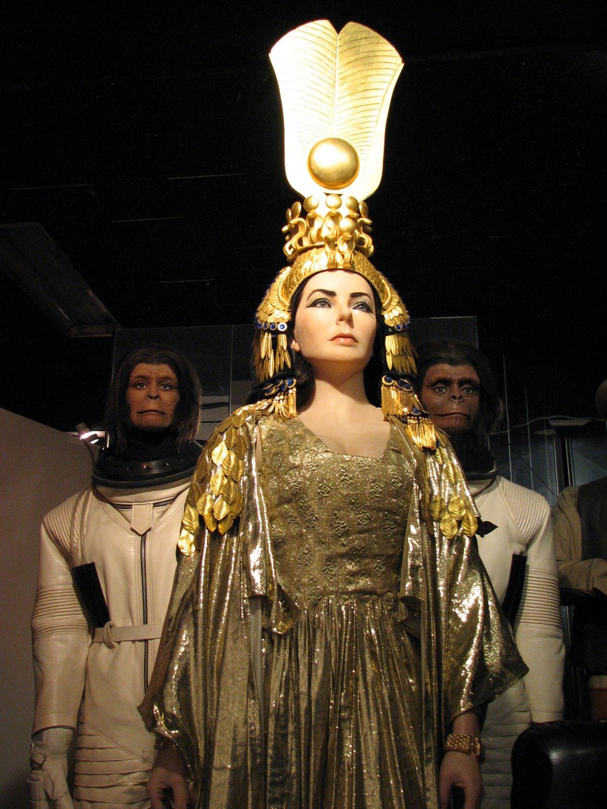 Elizabeth Taylor Kleopatra Film | 6k pics