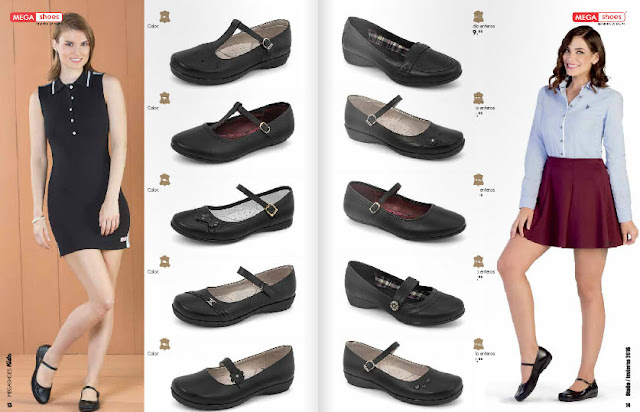 calzados para damas