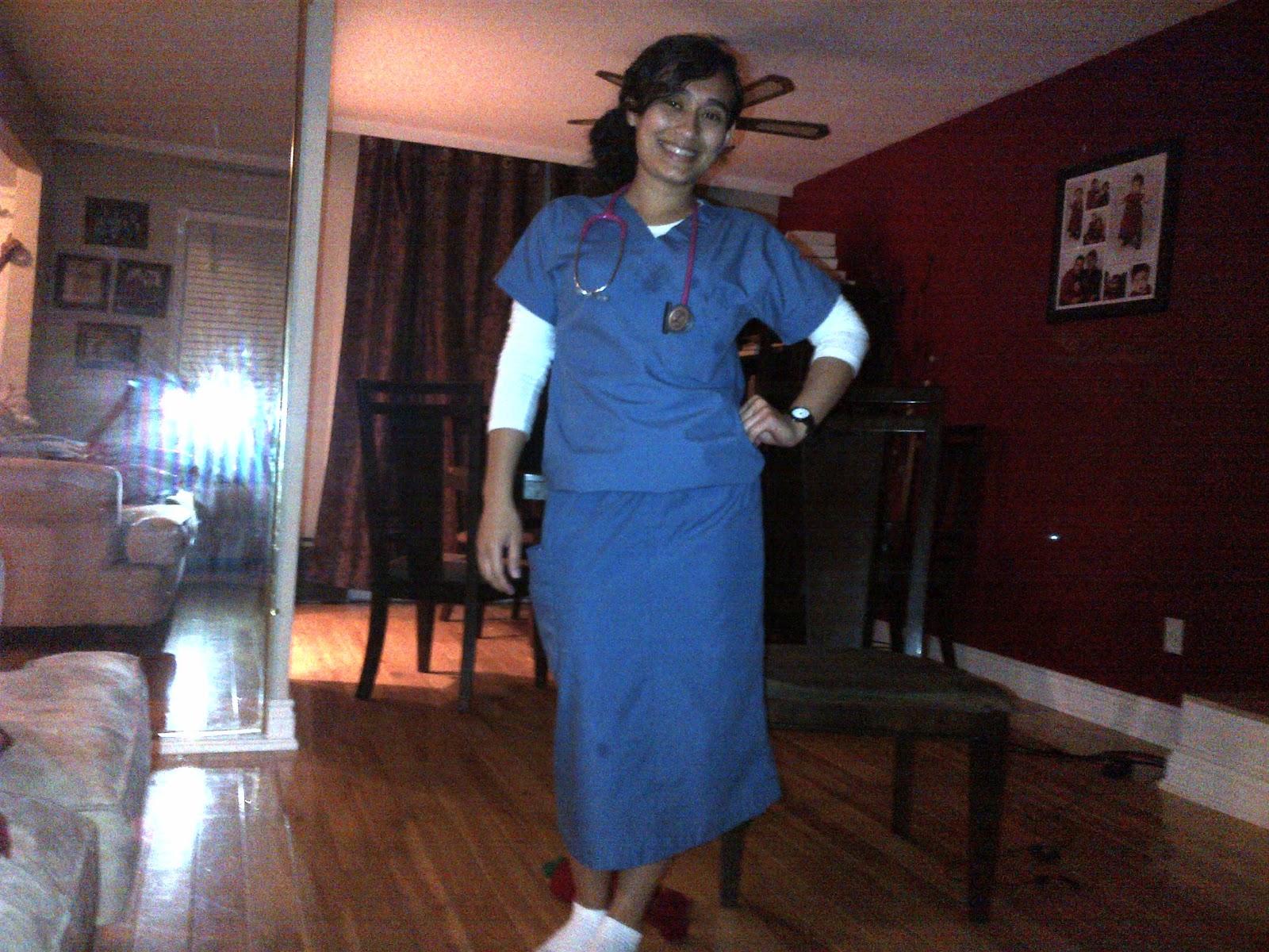 97ef077746c The Modesty Walk: Modest Nursing Scrubs
