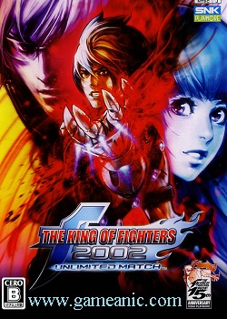 The King of Fighters 2002 Game