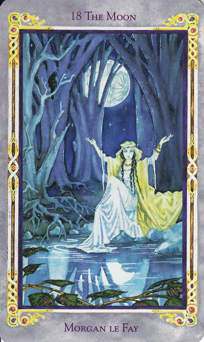 Rowan Tarot December 2012: Rowan Tarot: A Witch In The Woods