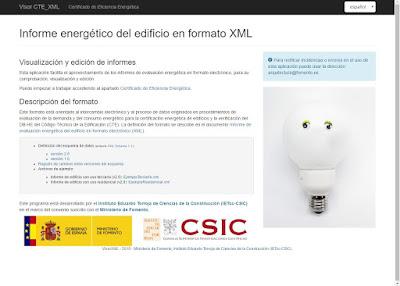 Visor CTE XML
