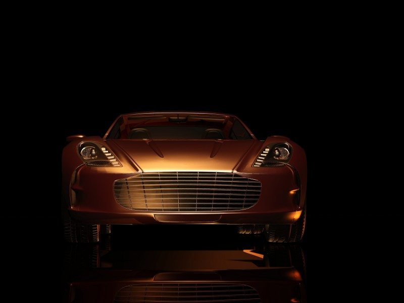 Download Brass Colored Car HD wallpaper. Click Visit page Button for More Images.