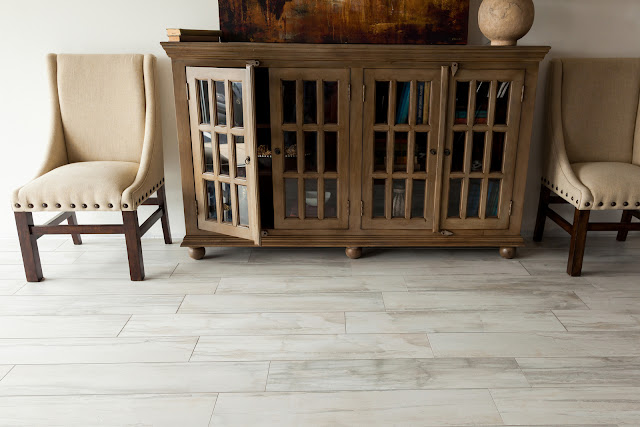 South Cypress Petrified Coast Bathroom Floor Tile Bliss-Ranch.com