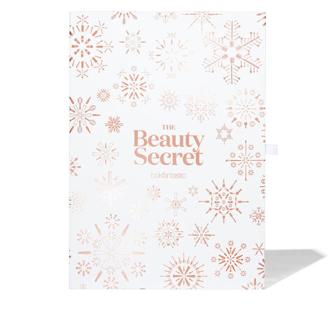 look fantastic the beauty secret advent calendar 2016