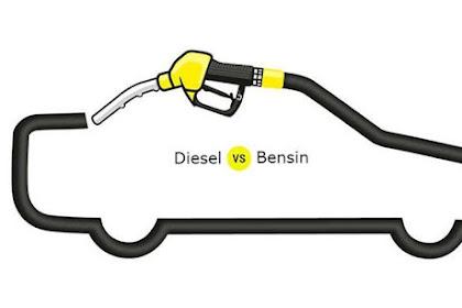 Mesin Diesel Vs Bensin, Mana Yang Lebih Baik Dan Nguntungin ?