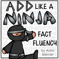 Improve addition and subtraction math fact fluency! Each time a booklet is mastered (finished within the time frame and error-free) they will move on to the next level. The levels are created in a fun ninja-themed format, to help foster motivation!