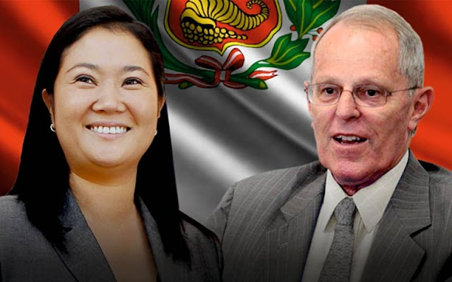 Resultados oficiales: PPK gana las elecciones, Fujimori no se resigna a perder