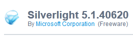 Silverlight 5.1.40620 Free Download For Windows