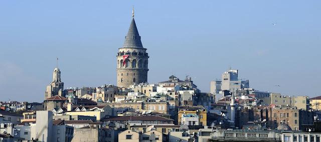 Torre Gálata em Istambul
