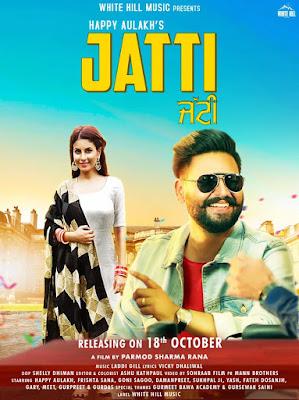 Jatti  Lyrics - Happy Aulakh