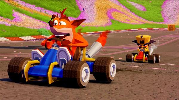 الاعلان عن محتوى حصري للاعبين على جهاز PS4 في لعبة Crash Team Racing والمزيد من التفاصيل..