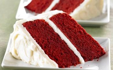 Resepi Kek Red Velvet