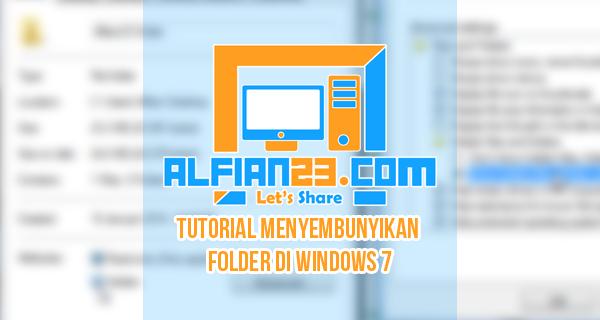 Seperti Ini Cara Menyembunyikan Folder Untuk File-File Rahasia