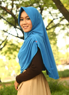 jilbab luiris