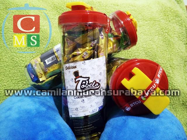 Tobelo Delicious Coklat batangan Surabaya