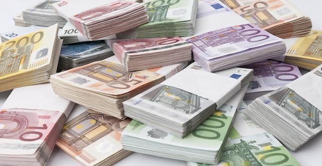 Dinheiro vivo e euro em espécie para levar para Veneza