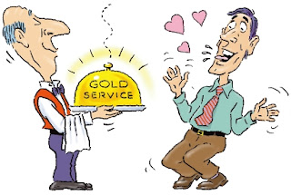 Komitmen dalam Melayani Pelanggan