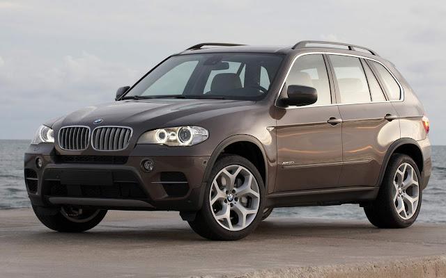 BMW X5 2010 recall
