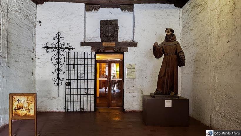 Museu Colonial São Francisco - o que fazer em Santiago