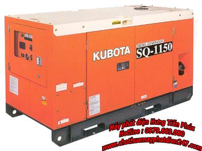 Máy phát điện Kubota 15kva SQ-1150