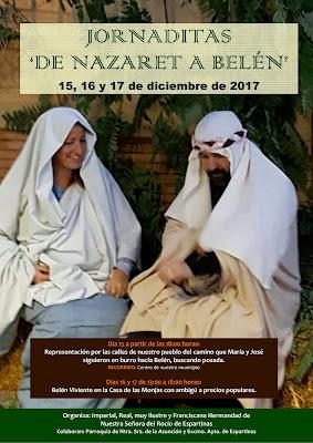 Belén Viviente 2017 - Espartinas - Hermandad del Rocío