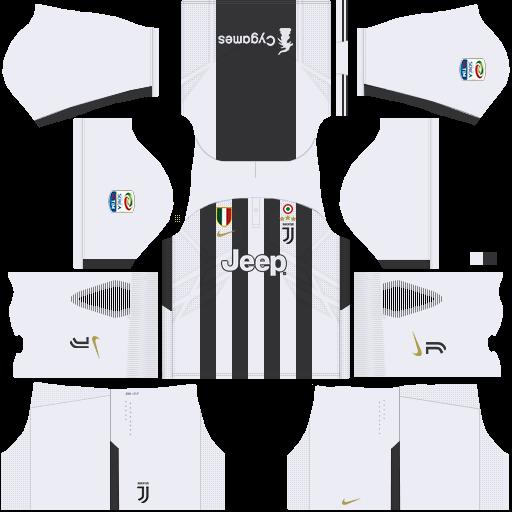 By Photo Congress || Logo Dls Juventus 2019