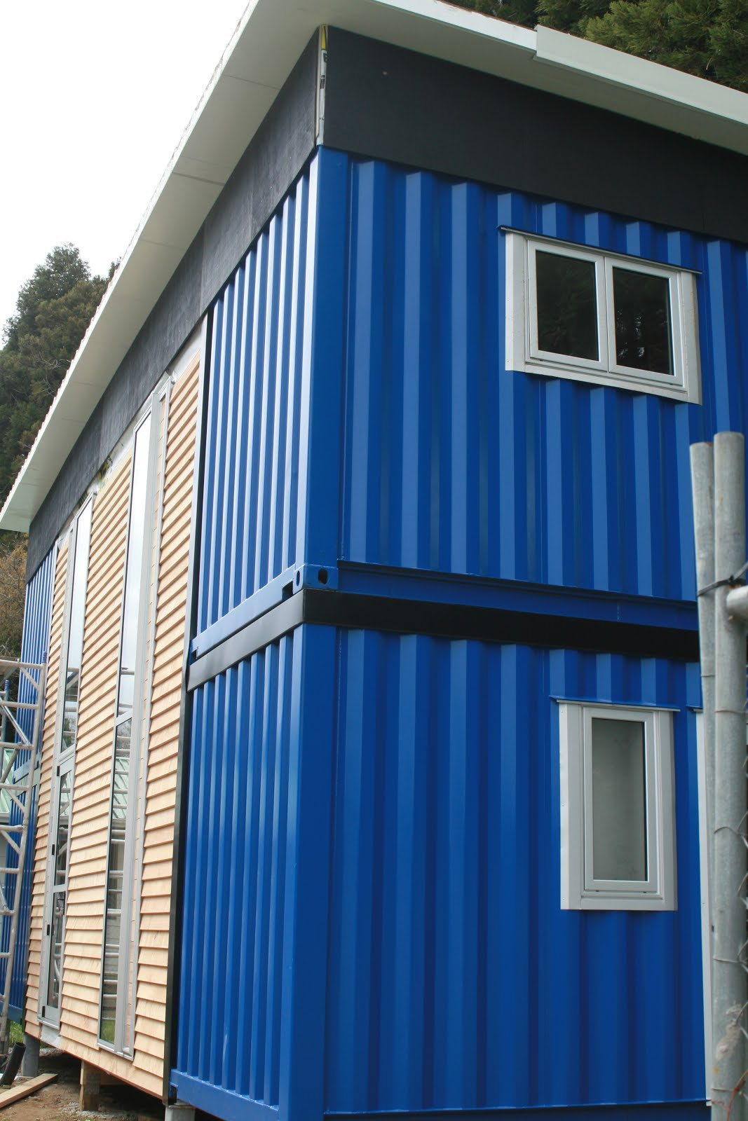 Imaginit Design Windows And Cladding For The Shipping