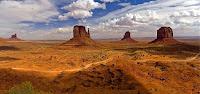 Cerros testigo del Oeste americano