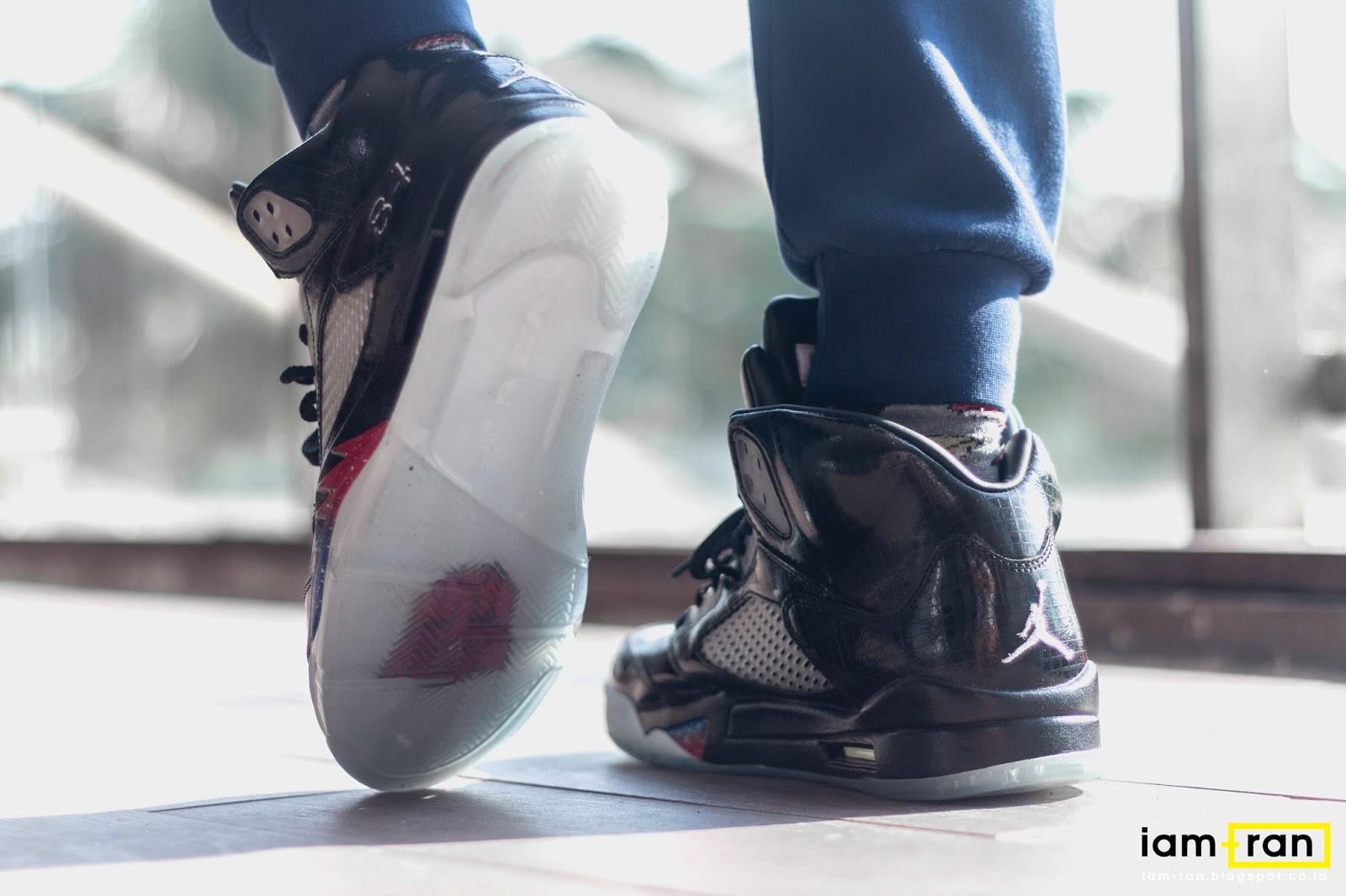 ca2568d84b4f ON FEET   Winston - Nike Air Jordan 5 X Mark Wahlberg X Transformer.  Winston on feet. Sneakers   Nike Air Jordan 5 x Mark Wahlberg x Transformer