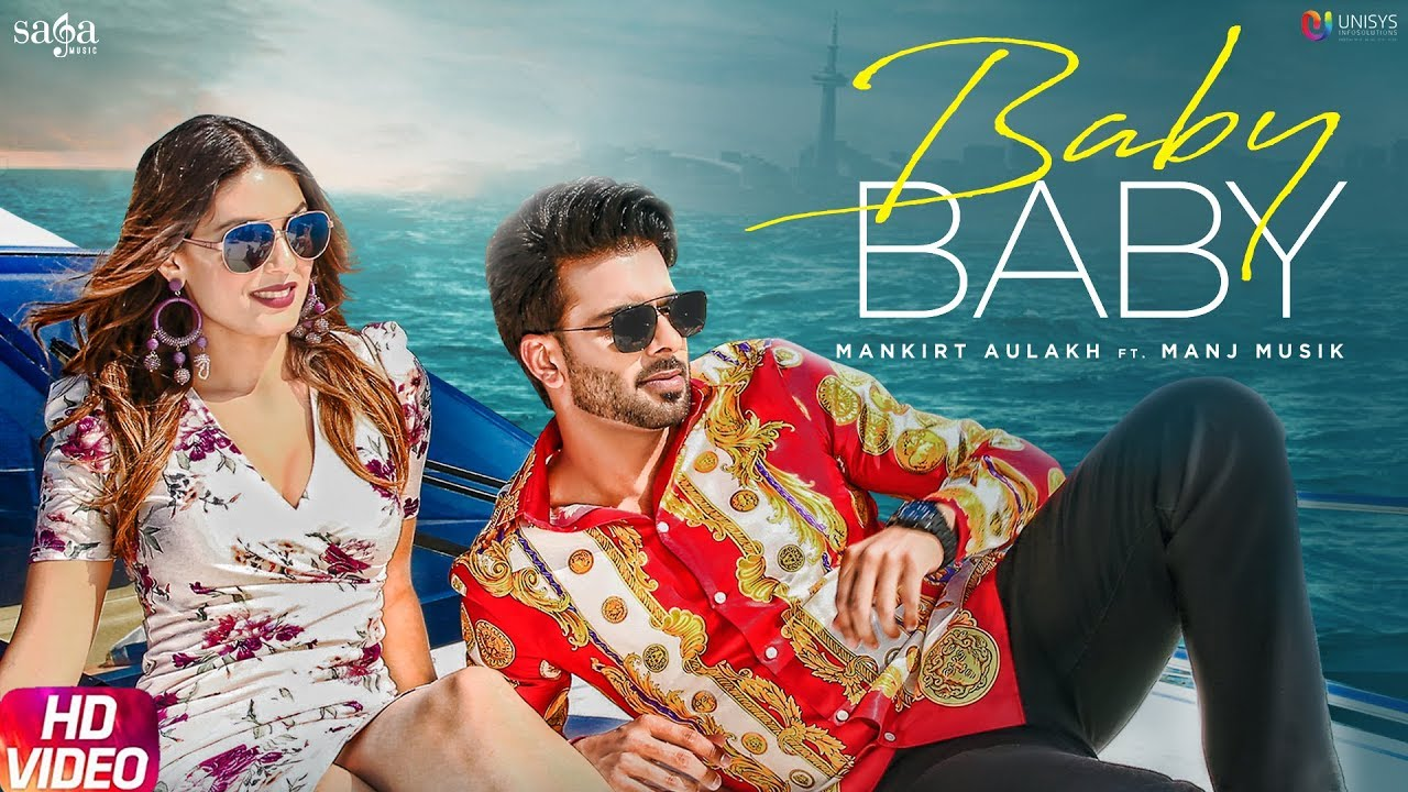 Baby Baby  Lyrics, Mankirt Aulakh