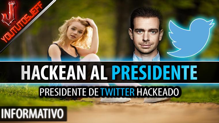 Hackean la cuenta del Presidente de Twitter | OurMine | 2016