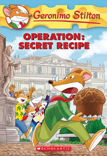 Geronimo Stilton: Operation: Secret Recipe