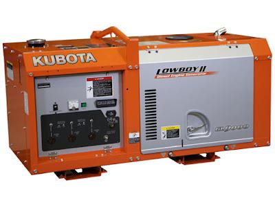 Máy phát điện Kubota 8kva GL-9000