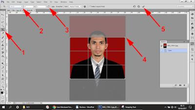 Cara Print Pas Foto Dengan Photoshop Cs6 Linteksi Lintas Teknologi Dan Inovasi