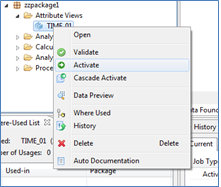 Generate Time Data in SAP HANA - Part 1