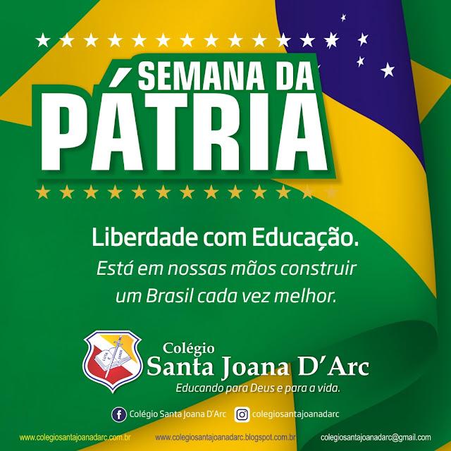 Pátria amada, Brasil!