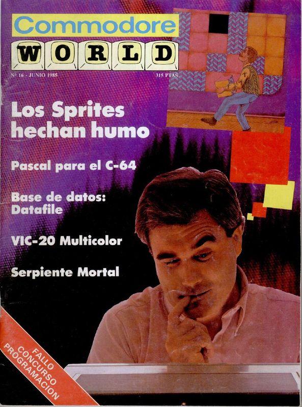Commodore World #16 (16)