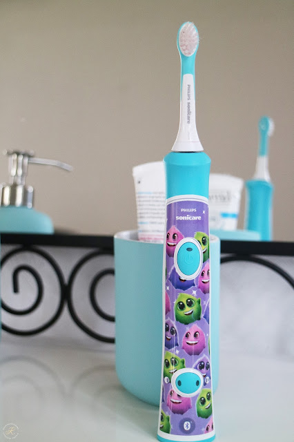 Philips Sonicare for Kids elektrische Zahnbürste